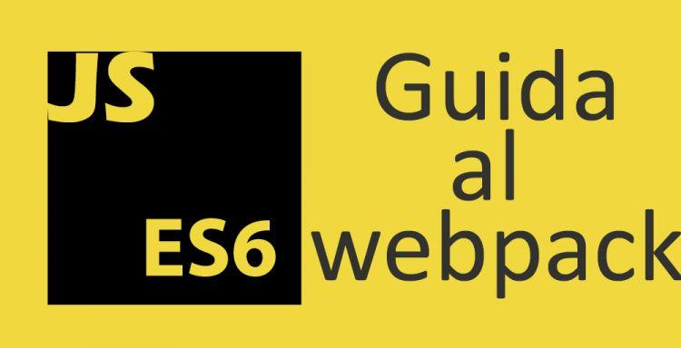 webpack-in-es6