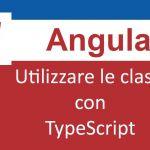 Utilizzare le classi in TypeScript-#5