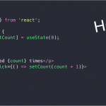 Guida a React Hooks:realizzare un'app da zero - 2